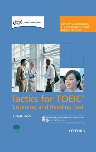 Tactics for TOEIC Listening and Reading Test