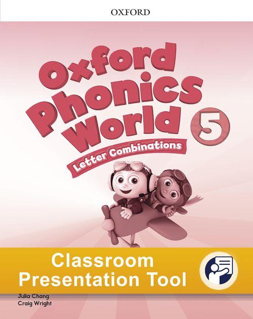 Oxford Phonics World