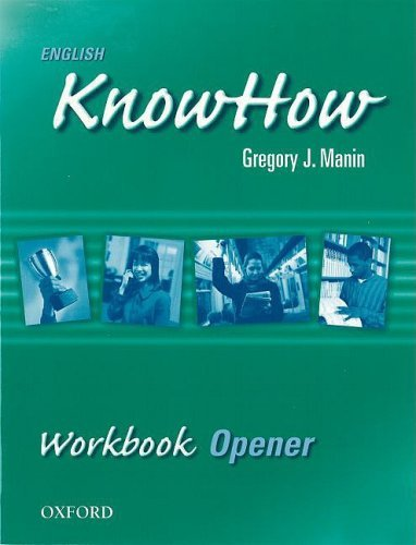 English KnowHow Opener