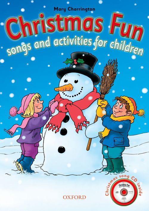 Christmas Fun with CD Pack - songs and activities for children