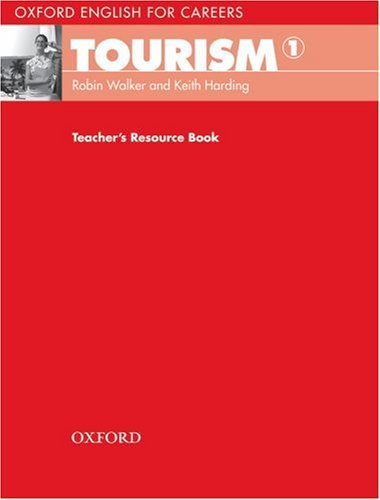 Oxford English for Careers Tourism 1