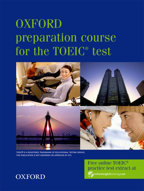 Oxford Preparation Course for the TOEIC® Test