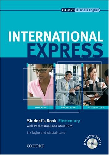 International Express (Elementary)Interactive Edi.