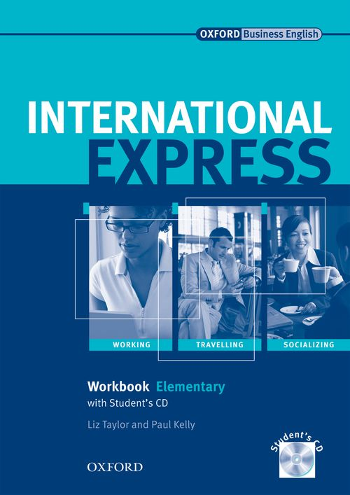 International Express-Interactive Edition Elementary