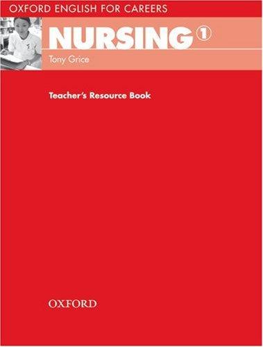Oxford English for Careers Nursing 1