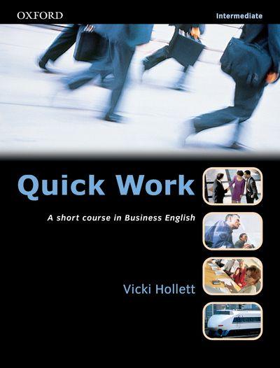 Quick Work Intermediate