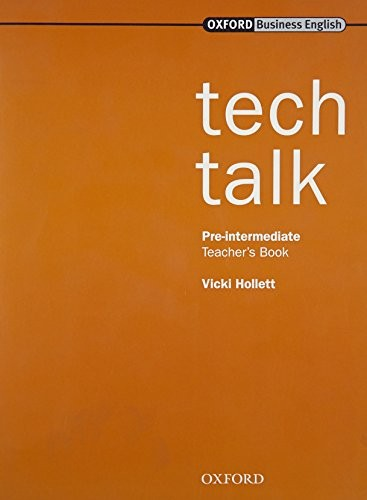 Tech Talk Pre-Intermediate