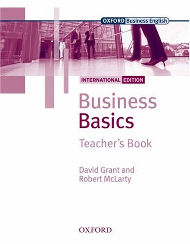 Business Basics: International Edition