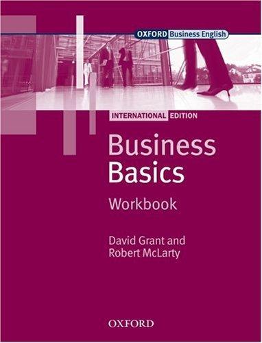 Business Basics: International Edition