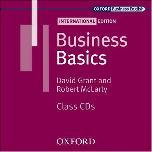 Business Basics : International Edition