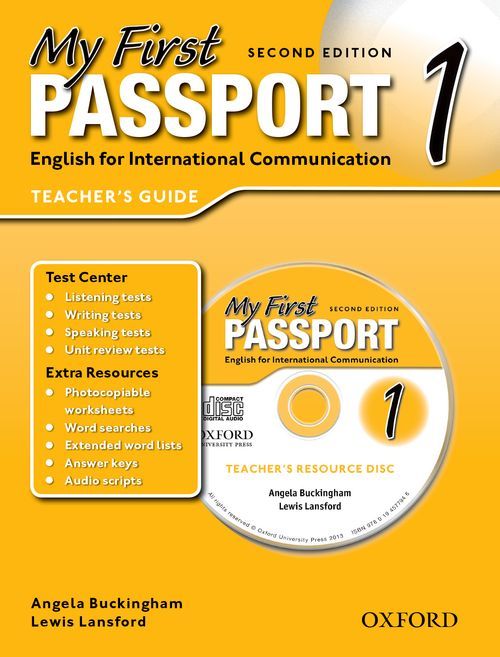 My First Passport 2nd Edition