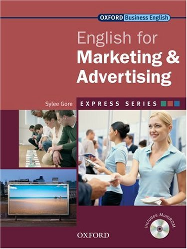 express series student book with multi rom english for marketing