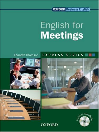 English for Meetings (Express Series)
