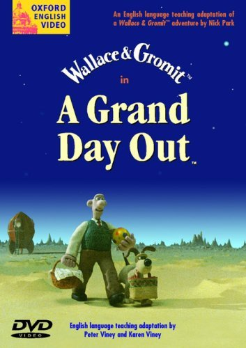 Wallace & Gromit A Grand Day Out