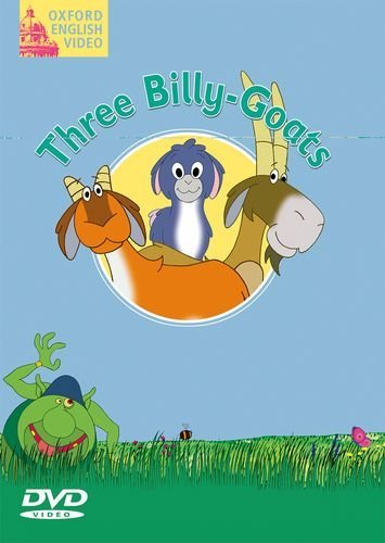 Fairy Tales Video/DVD:Three Billy-Goats