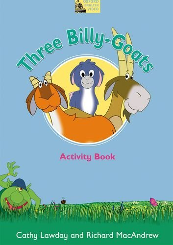Fairy Tales Video/DVD:Three Billy-Goats