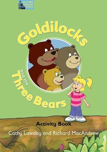 Fairy Tales Video/DVD:Goldilocks and the Three Bears