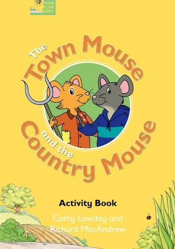 Fairy Tales Video/DVD:The Town Mouse and the Country Mouse