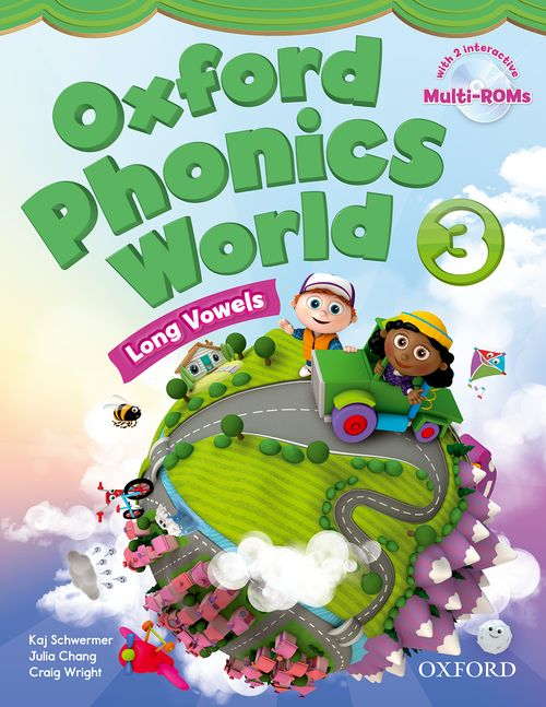 Oxford Phonics World