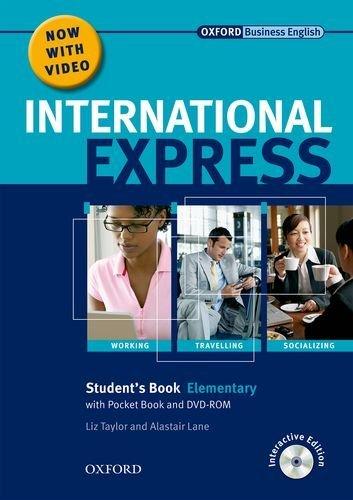 International Express (Elementary) Interactive Edi.