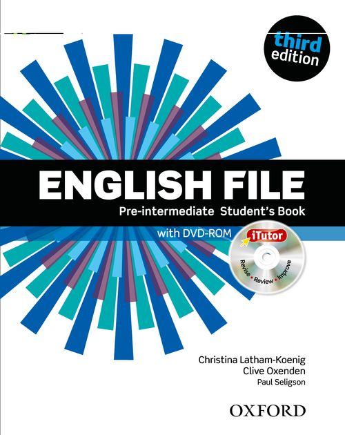 English File Elementary English File 3rd Edition