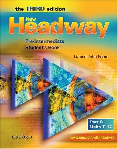 New Headway : Third Edition