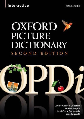 Oxford Picture Dictionary Second Edition : Interactive CD-ROM