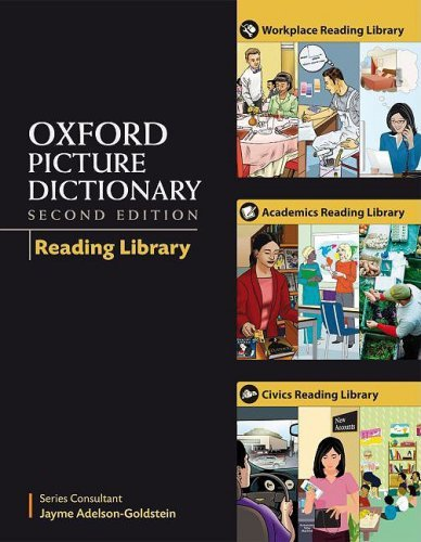 The Oxford Picture Dictionary: Second Edition - Reading Library