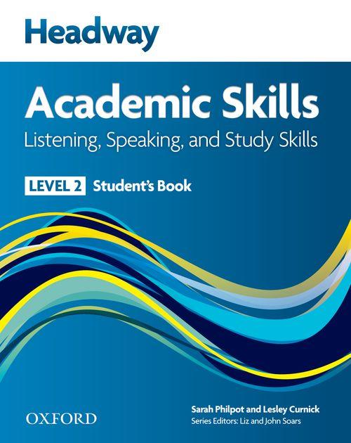 Headway Academic Skills: Listening, Speaking, and Study Skills (New Edition)