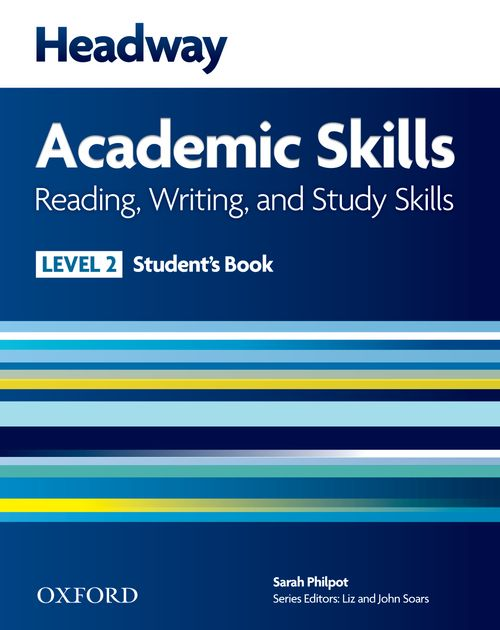 Headway Academic Skills: Reading, Writing, and Study Skills (New Edition)