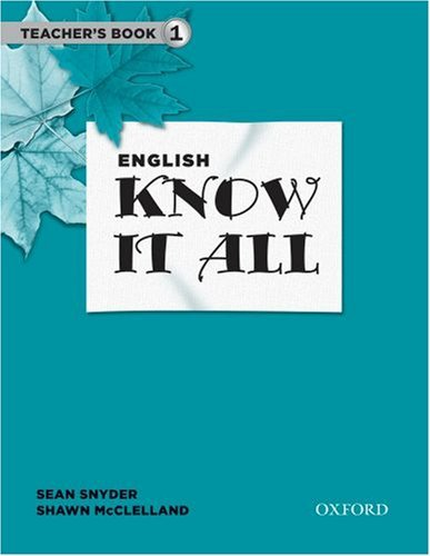 English Know It All 1