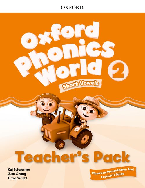 Oxford Phonics World Refresh Version