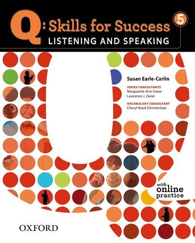 Q: Skills for Success - Listening and Speaking