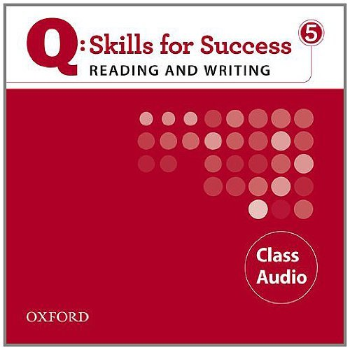 Q : Skills for Success - Reading and Writing