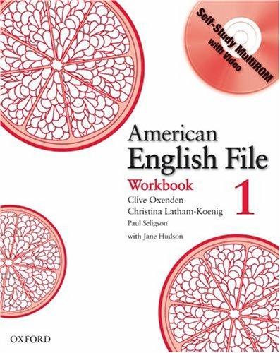 American English File