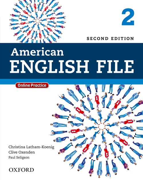 American English File 2nd Edition
