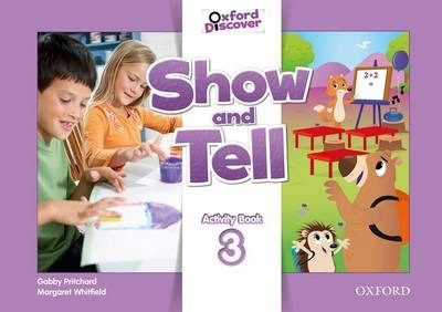 Oxford Show and Tell