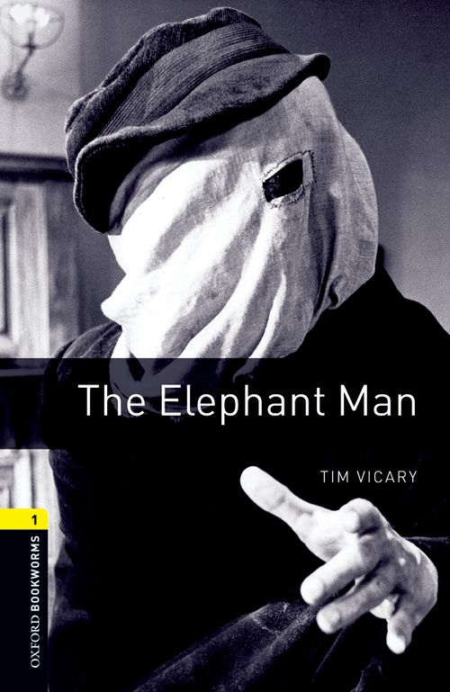 Resultado de imagen de oxford bookworms the elephant man