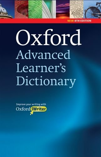 Oxford Advanced Learner's Dictionary : Eighth Edition