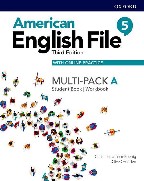 American English File: 3rd Edition