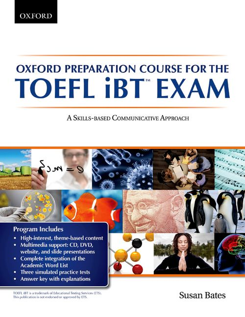 Oxford Preparation Course for the TOEFL iBT™ Exam
