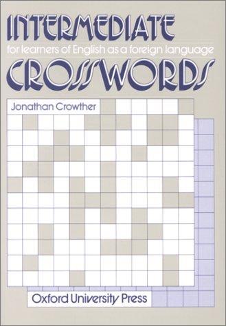 Crosswords Intermediate