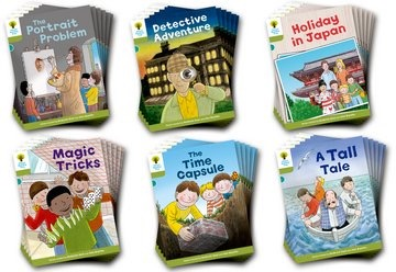 Oxford Reading Tree: Decode and Develop Stories
