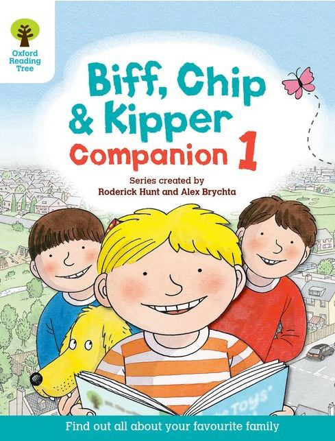 Oxford Reading Tree Read With Biff, Chip & Kipper