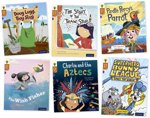 Oxford Reading Tree: Story Sparks