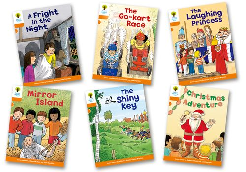 Oxford Reading Tree Packs: Main Stories, More Stories (CDなし)