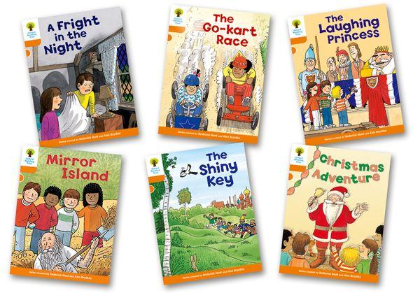 Oxford Reading Tree Packs: Main Stories, More Stories (CDなし)