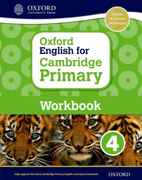 Oxford English for Cambridge Primary