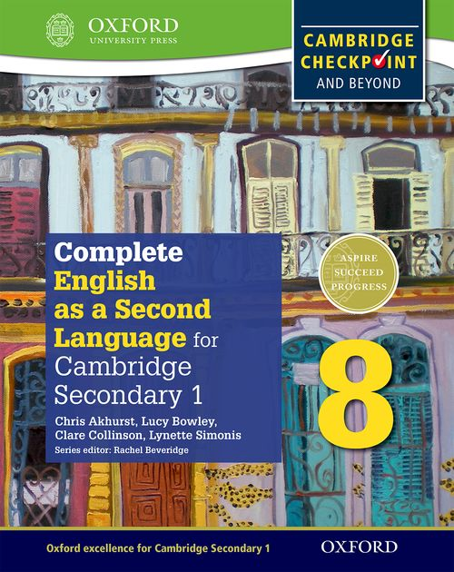 Complete English as a Second Language for Cambridge Secondary 1