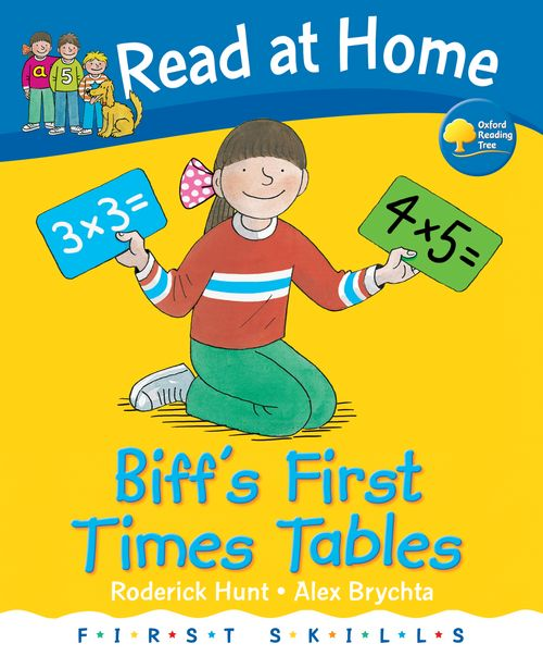 Oxford Reading Tree - Read at Home - First Skills Series